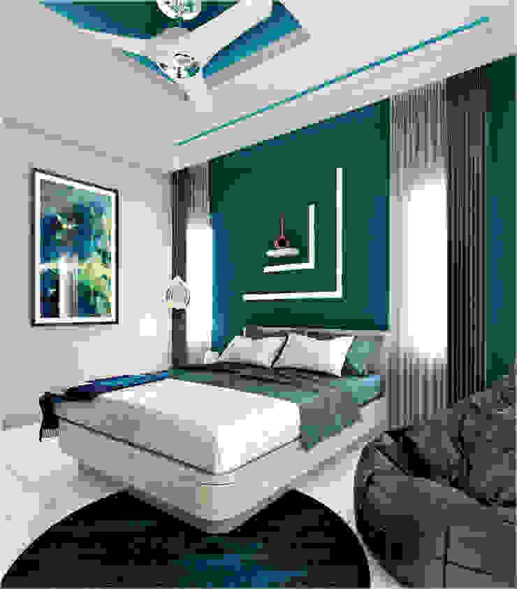 Bedroom design areas Premdas Krishna BedroomBeds & headboards Wood Wood effect