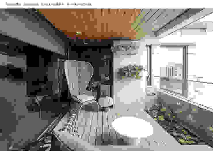 行一建築 _ Yuan Architects Balkon