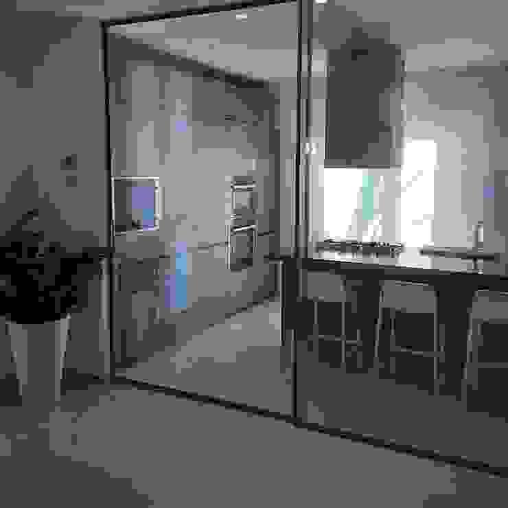 Cucina open space StudioA di Annalisa Mapelli Cucina moderna