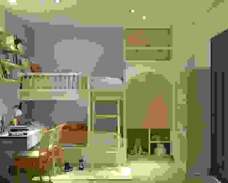Dormitorio Steven Bello Cuartos para niñas