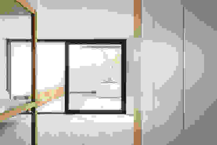 Niko Wauters architecten bvba Spa minimalistas