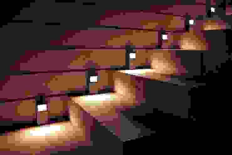 Magic Stair Lighting Tangga