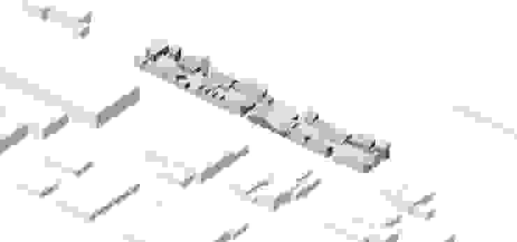 Het hele plangebied van RHAW architecture Industrieel