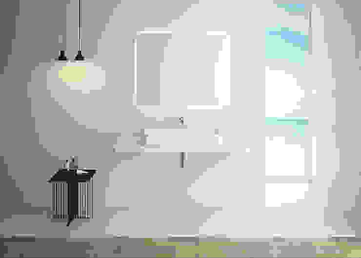 Melissa vilar BathroomSinks Ceramic White