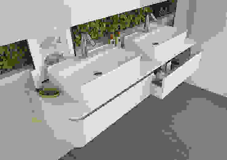 Melissa vilar BathroomStorage Engineered Wood White