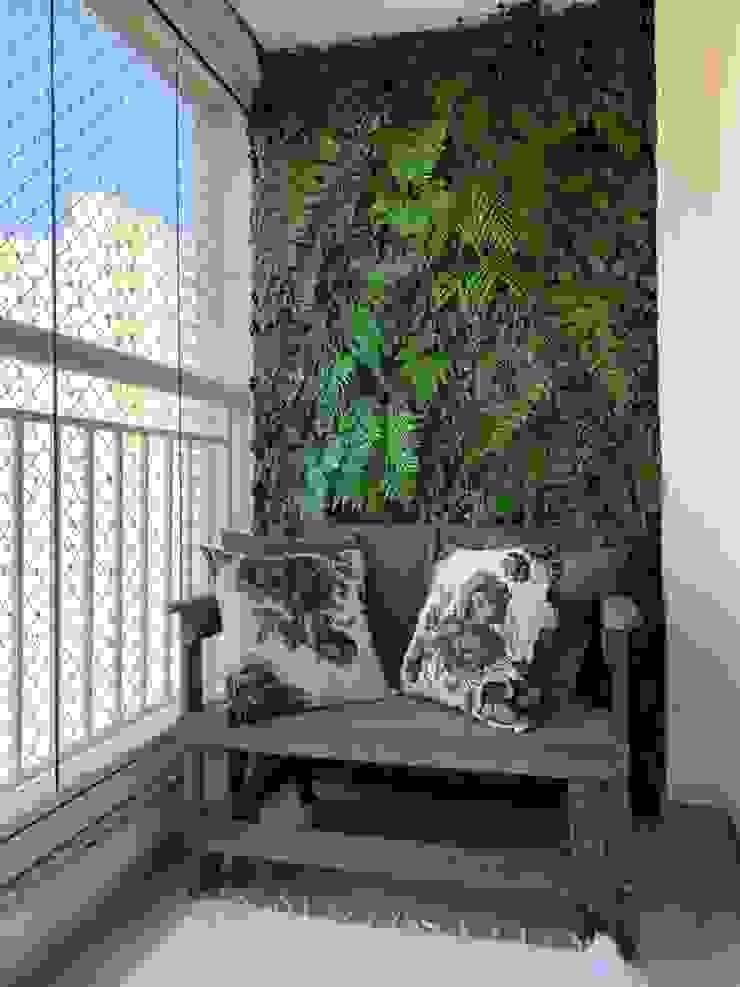 Jardim do Éden Preservados Interior landscaping