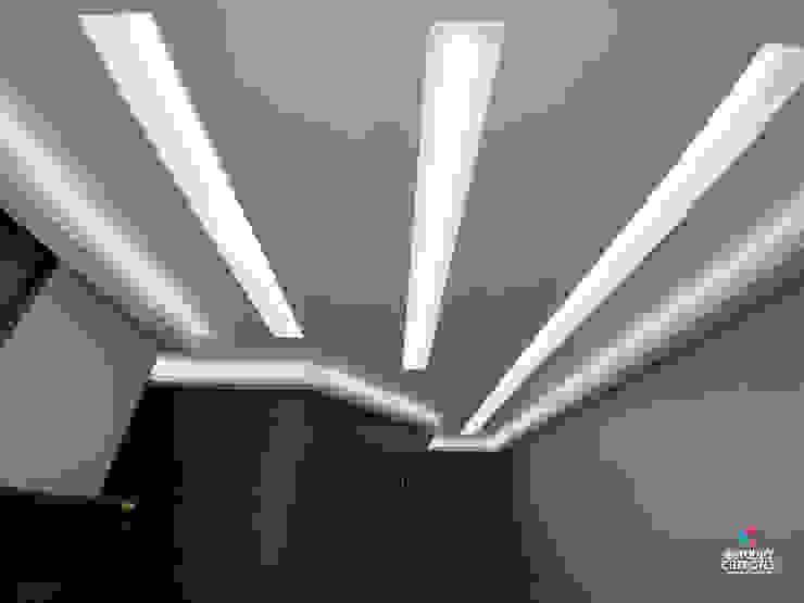Diseño de proyecto de iluminación Estudio Chipotle Clínicas / Consultorios Médicos Plástico Blanco
