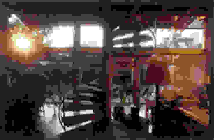 Escalera helicoidal Arechiga y Asociados Escaleras Concreto Gris