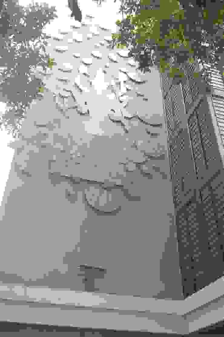 marishi kolkata mrittika, the sculpture 飯店 鋁箔/鋅 Grey