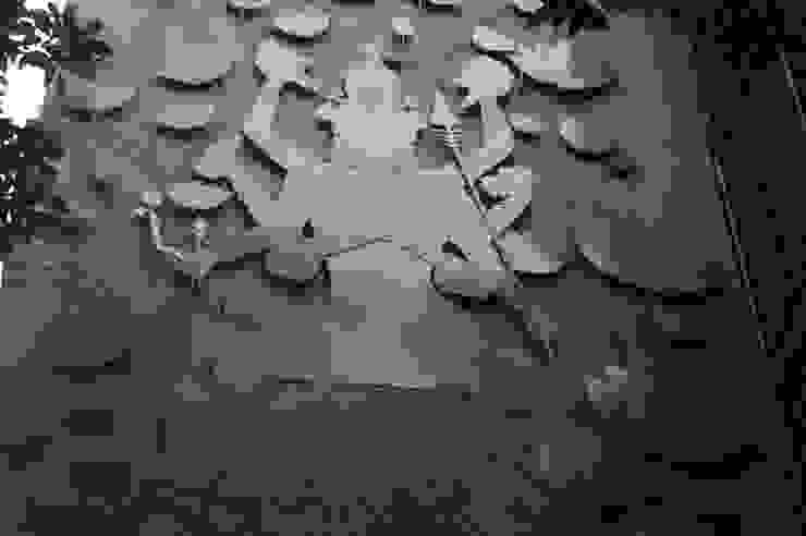 marishi kolkata mrittika, the sculpture 展覽中心 鋁箔/鋅 Grey