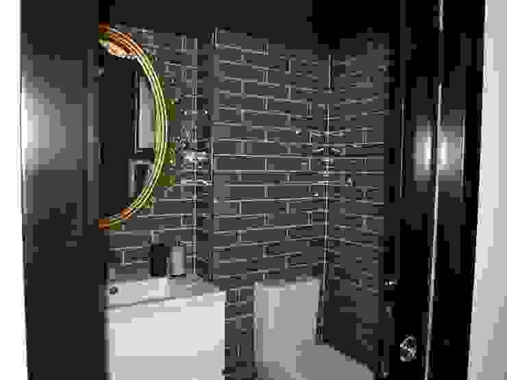 Estudio RYD, S.L. Classic style bathroom Ceramic Green