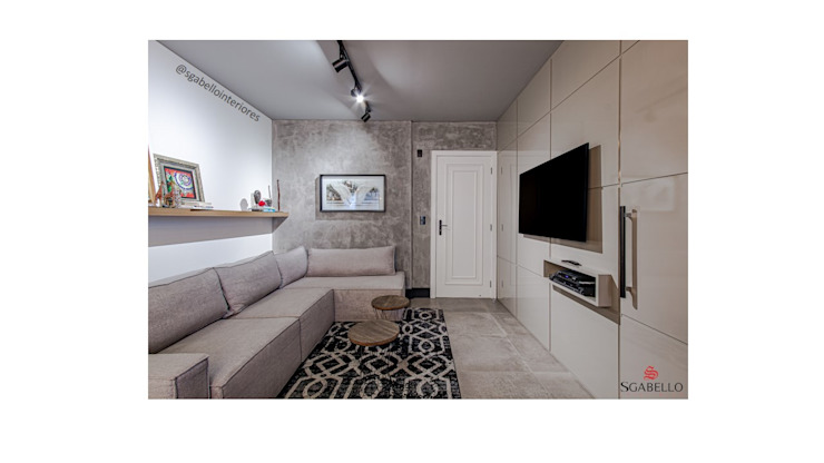 Sgabello Interiores Walls & flooringPictures & frames Grey