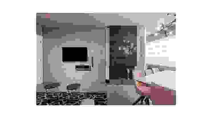 Sgabello Interiores Multimedia roomFurniture Grey
