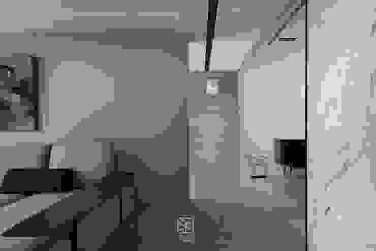 走道端景 禾廊室內設計 Walls