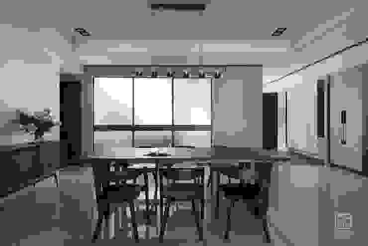 餐桌 禾廊室內設計 Modern dining room