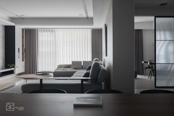 客廳 禾廊室內設計 Living room