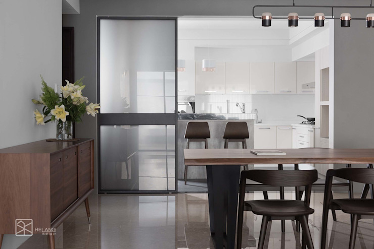 廚房 禾廊室內設計 Kitchen