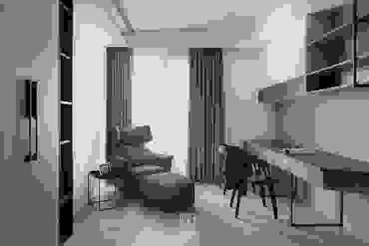 書房區 禾廊室內設計 Study/office