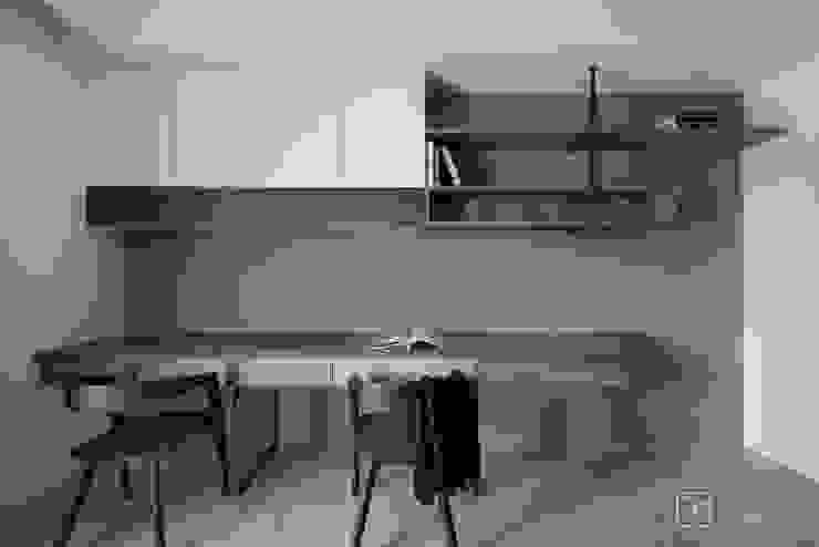 書房書桌區 禾廊室內設計 Study/office