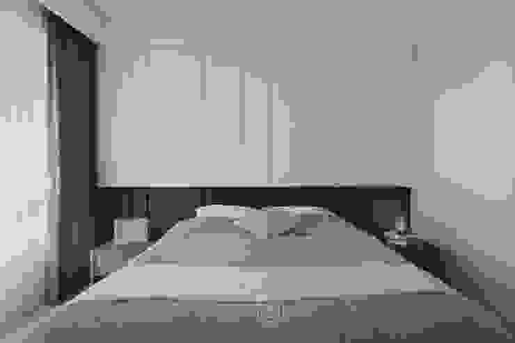 主臥床頭造型 禾廊室內設計 Modern style bedroom