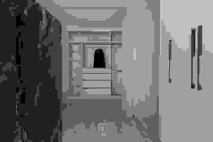 主臥更衣室 禾廊室內設計 Modern dressing room