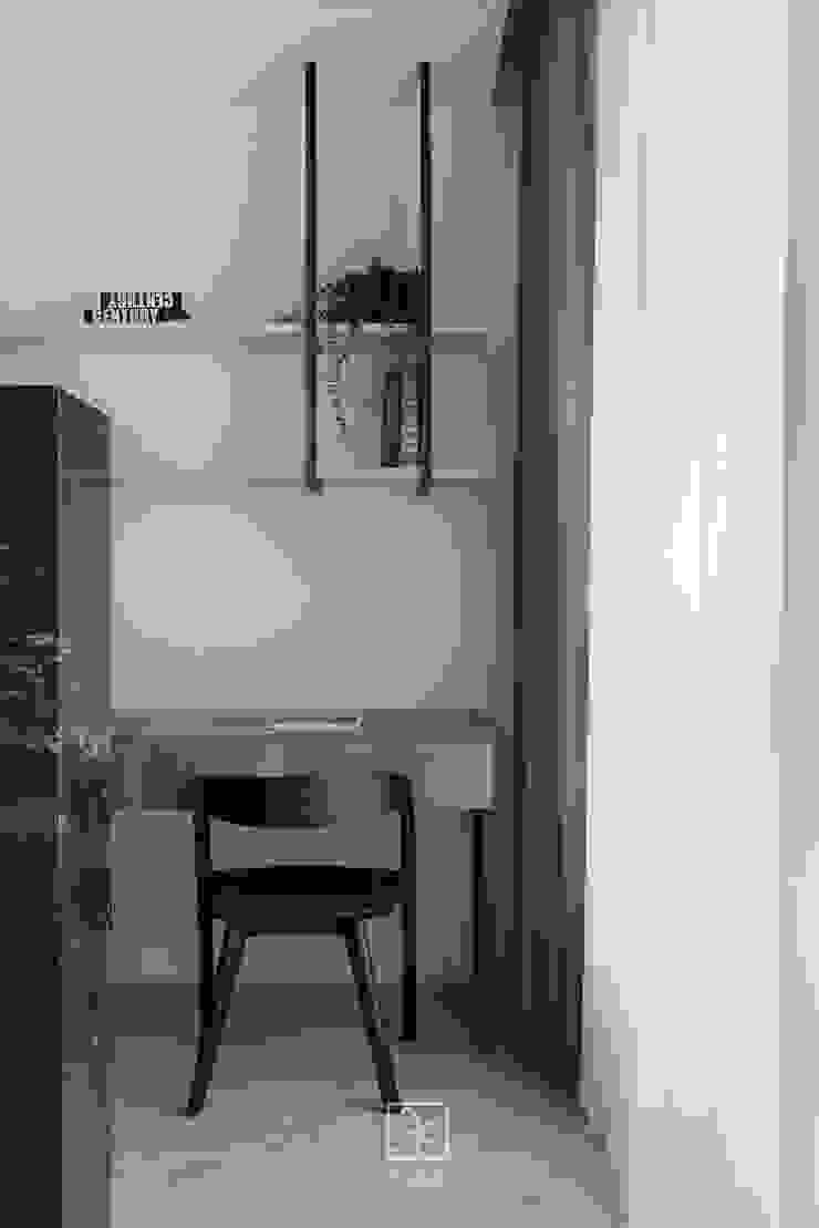 主臥化妝台 禾廊室內設計 Modern style bedroom