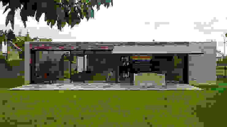 AD+ arquitectura Single family home Concrete