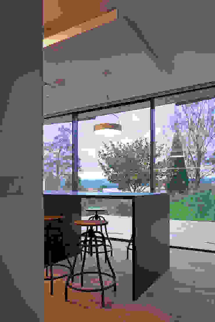 AD+ arquitectura Modern Kitchen Wood