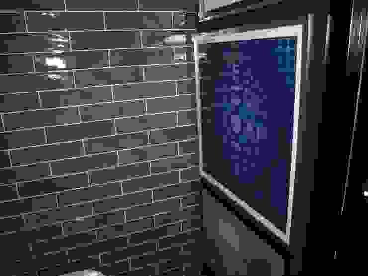 Estudio RYD, S.L. BathroomDecoration Wood Blue