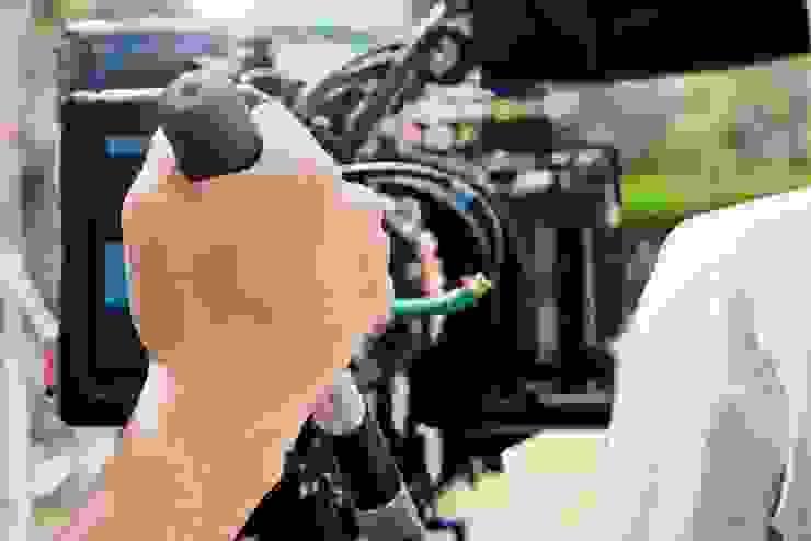 Buffalo Video Pros Koridor & Tangga Gaya Country