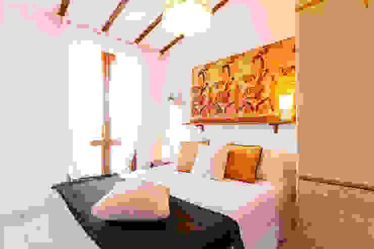 Una vita rilassante Benedetta Losito - Home Staging & Redesign Camera da letto in stile mediterraneo