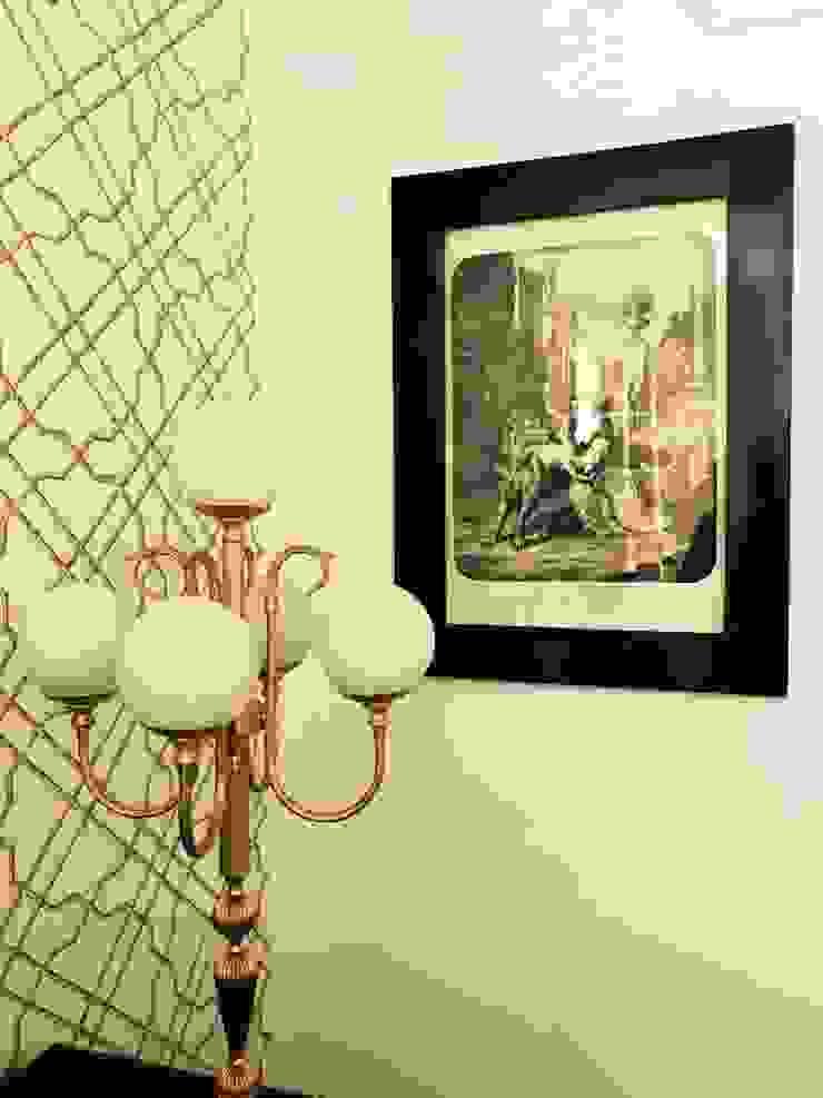 Estudio RYD, S.L. Walls & flooringWallpaper Paper Beige