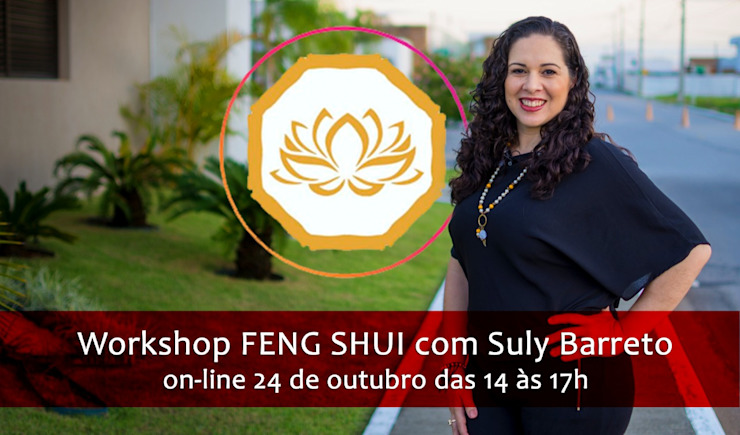 Feng Shui Suly Barreto HouseholdAccessories & decoration Bambu Amber/Gold