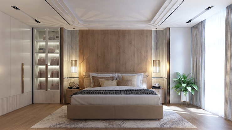 Modular studio apartment-LUXE Oleh Contempo Design Studio