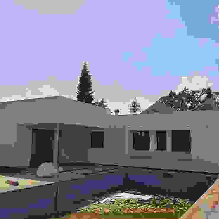 MULTISERVICIOS EGO INGENIEROS SL Minimalist house