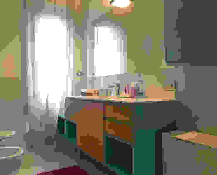 Bagno 1 Bagno moderno di Studio Zay Architecture & Design Moderno Marmo