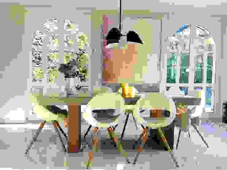 Essplatz Freya Suhre - Einrichtungsberatung & Feng Shui Moderne Esszimmer