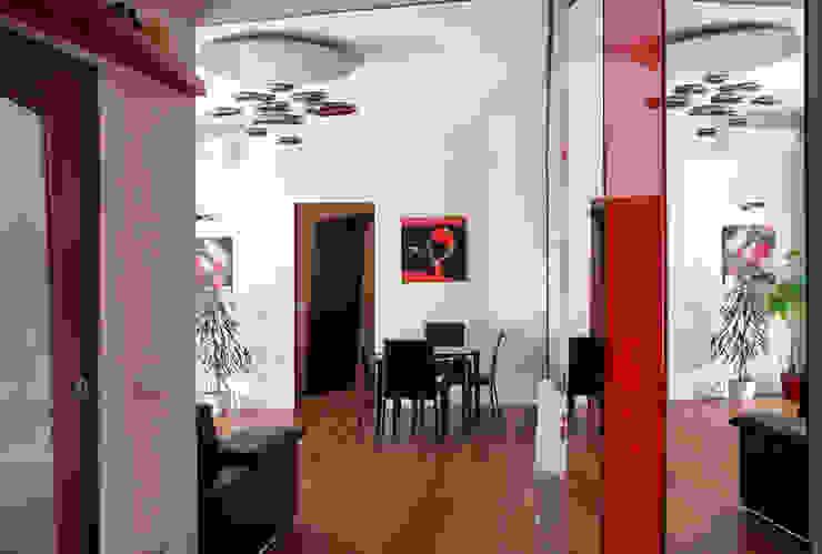 Living A Studio | Armando Tomasi + Alessandro Fasanella Sala da pranzo moderna