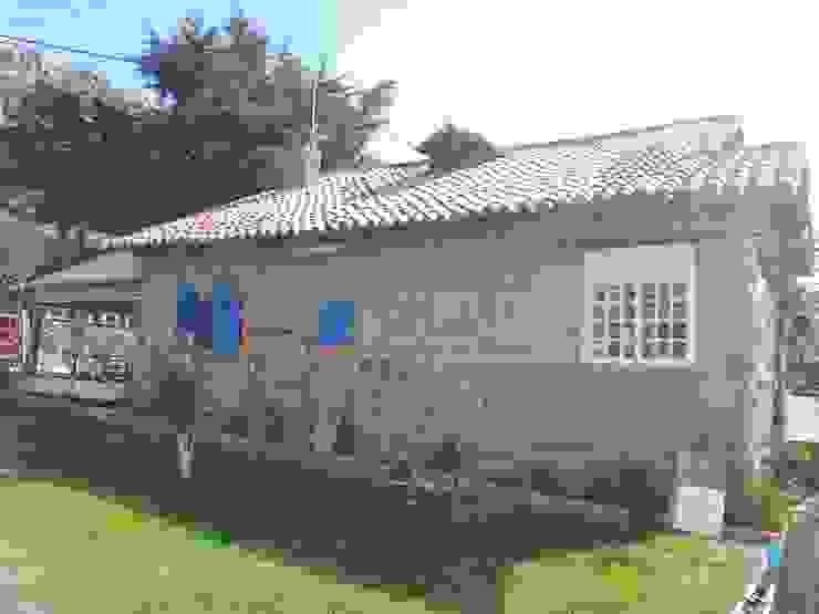 Exterior antes 2 MULTISERVICIOS EGO INGENIEROS SL Casas de estilo rústico