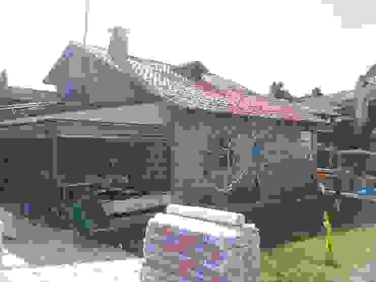Exterior antes 3 MULTISERVICIOS EGO INGENIEROS SL Casas de estilo rústico