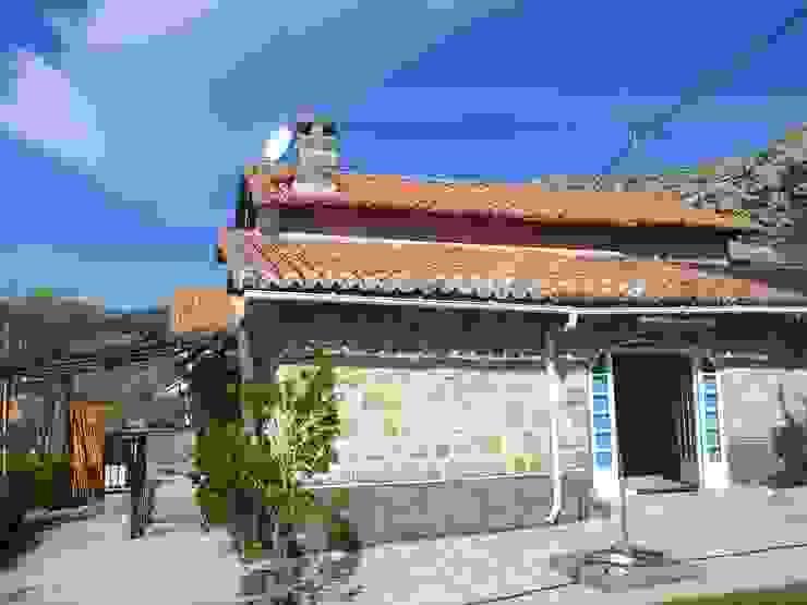 Exterior antes 5 MULTISERVICIOS EGO INGENIEROS SL Casas de estilo rústico