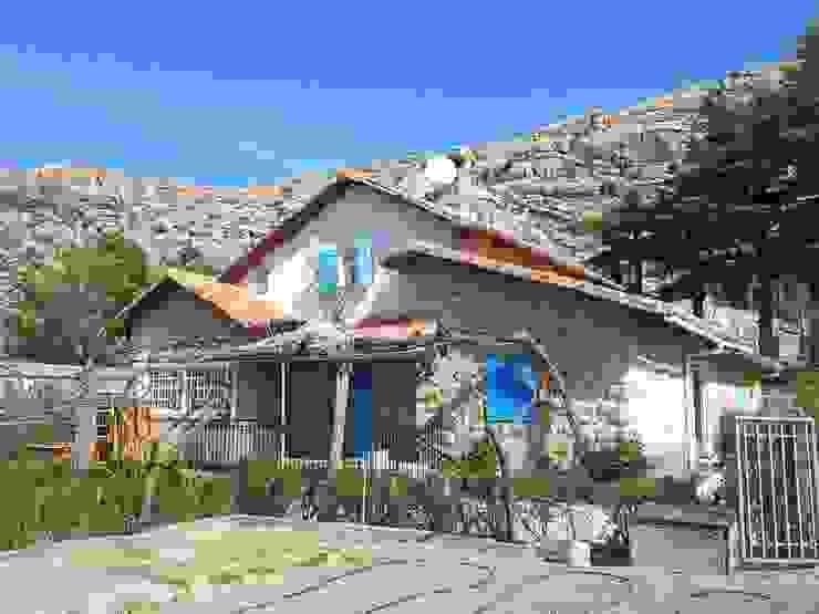 Exterior antes 6 MULTISERVICIOS EGO INGENIEROS SL Casas de estilo rústico