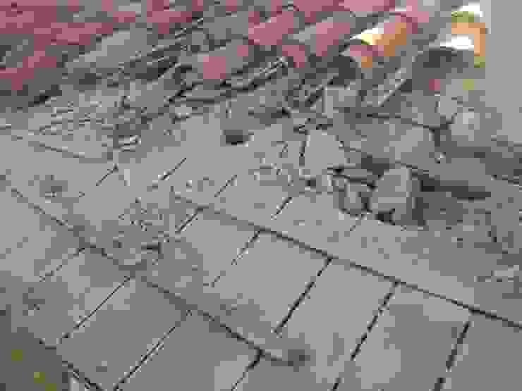 Cobertura de teja vieja MULTISERVICIOS EGO INGENIEROS SL Casas de estilo rústico