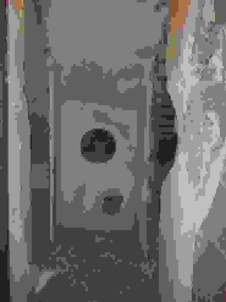 Tabiqueria antes MULTISERVICIOS EGO INGENIEROS SL Casas de estilo rústico
