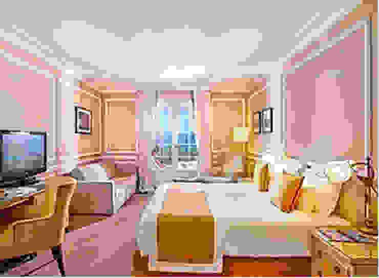 Villa Belrose Interior Design Klassische Hotels von MARKUS HILZINGER Klassisch