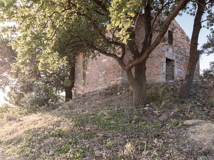 I ruderi della Chiesa PROPERTY TALES Casa rurale