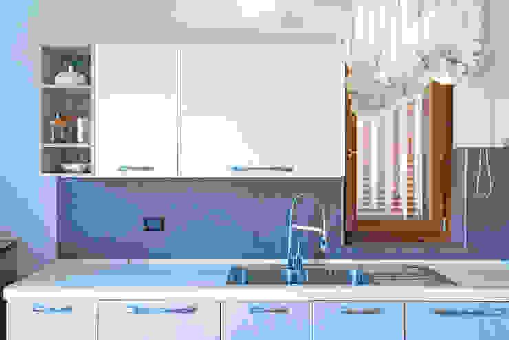 Cucina Cucina moderna di antonio felicetti architettura & interior design Moderno