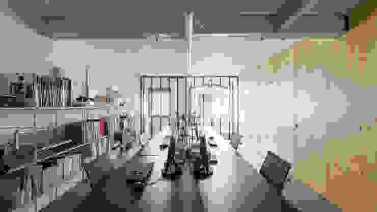 ALA.rquitectos Estudios y despachos minimalistas
