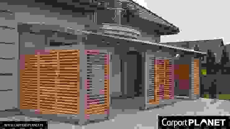 Carport Planet Modern Terrace