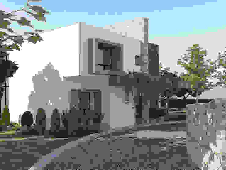 Arquitectura Progresiva Будинки Бетон Білий